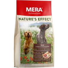 Mera Nature's Effect Adult Dog Rind, Äpfeln, Karotten & Kartoffeln