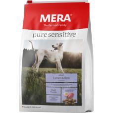 Mera Pure Sensitive Adult Dog Lamm & Reis