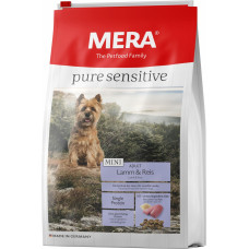 Mera Pure Sensitive Mini Adult Dog Lamm & Reis