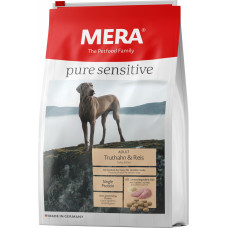 Mera Pure Sensitive Adult Dog Truthahn & Reis