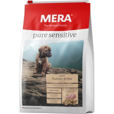 Mera Pure Sensitive Junior Truthahn & Reis