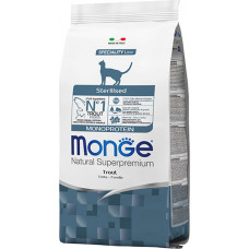 Monge Cat Speciality Line Monoprotein Sterilised Trout