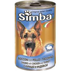 Simba Dog Chunks with Chicken and Turkey