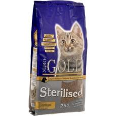 Nero Gold Cat Sterilized