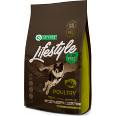 Nature's Protection Dog Lifestyle Grain Free Poultry Adult