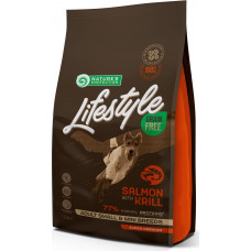 Nature's Protection Dog Lifestyle Grain Free Salmon & Krill Adult Small & Mini Breeds