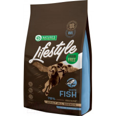 Nature's Protection Dog Lifestyle Grain Free White Fish Adult