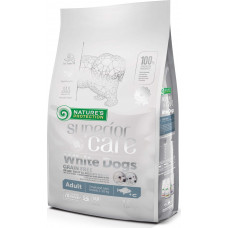 Nature's Protection Dog Superior Care White Dogs Grain Free White Fish Adult Small & Mini Breeds