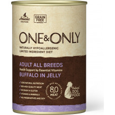 One&Only Dog Adult All Breeds Buffalo in Jelly