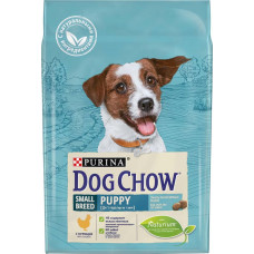 Purina Dog Chow Puppy Small Breed Chicken