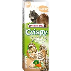 Versele-Laga Crispy Палочки для хомяков и крыс с рисом и овощами 2х55 г