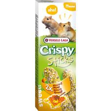 Versele-Laga Crispy Палочки для хомяков и песчанок с медом 2х55 г