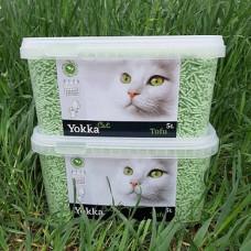 Yokka Cat Tofu Зеленый чай