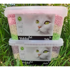 Yokka Cat Tofu Радуга
