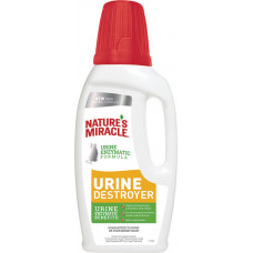 8in1 Nature`s Miracle Just For Cats Urine Destroyer Stain & Odor Remover