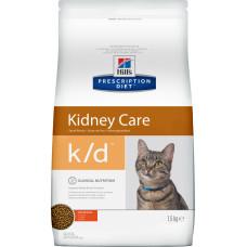 Hill's Prescription Diet Feline Kidney Care k/d Chicken