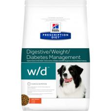 Hill's Prescription Diet Canine Digestive/Weight/Diabetes Management w/d Chicken