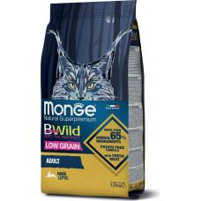 Monge BWild Cat Low Grain Hare