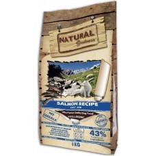 Natural Greatness Salmon Recipe Sensitive Adult Mini