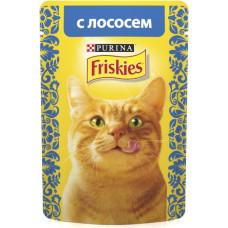 Purina Friskies с Лососем