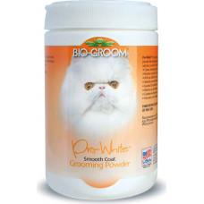 Bio-Groom Pro-White Smooth Coat Grooming Powder