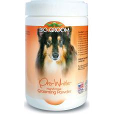 Bio-Groom Pro-White Harsh Coat Grooming Powder