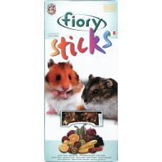 Fiory Sticks Палочки для хомяков с фруктами 2х50 г