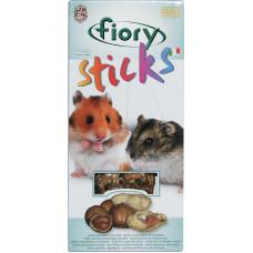 Fiory Sticks Палочки для хомяков с орехами 2х50 г