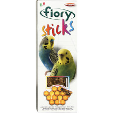 Fiory Sticks Палочки для попугаев с медом 2х30 г