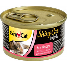 GimCat Shiny Cat (цыпленок + краб)