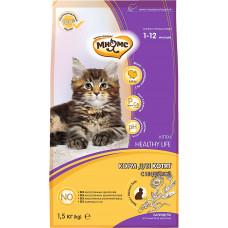 Мнямс Kitten Healthy Life / Растём Здоровыми и Умными