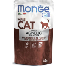 Monge Cat Grill Grain Free Lamb