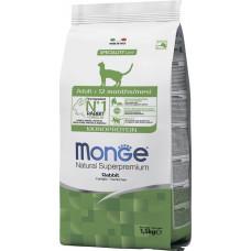 Monge Cat Speciality Line Monoprotein Rabbit