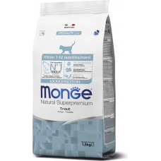 Monge Cat Speciality Line Monoprotein Kitten Trout