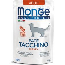 Monge Cat Monoprotein Pouch Turkey