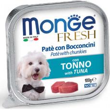 Monge Dog Fresh Pate Tuna