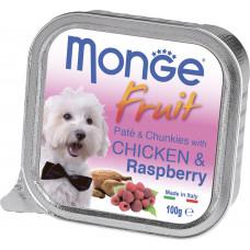 Monge Dog Fruit Chicken & Raspberry