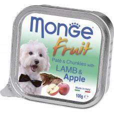 Monge Dog Fruit Lamb & Apple
