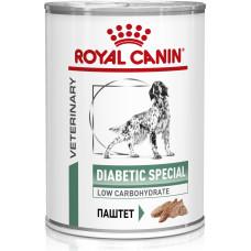Royal Canin Diabetic Special Dog (паштет)