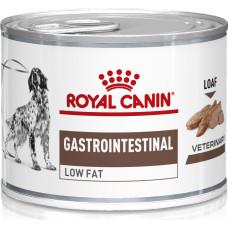 Royal Canin Gastrointestinal Low Fat Dog (паштет)