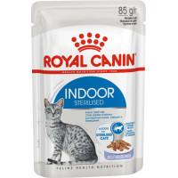 Royal Canin Indoor Sterilised (в желе)