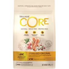 Wellness Core Cat Sterilised Grain Free Chicken & Turkey