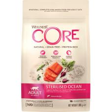 Wellness Core Cat Sterilised Grain Free Salmon