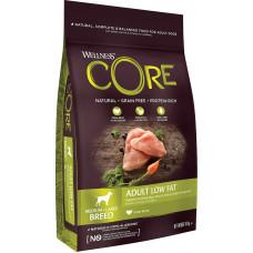 Wellness Core Dog Adult Low Fat Medium-Large Breed Grain Free Turkey