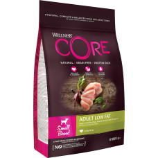 Wellness Core Dog Adult Low Fat Small Breed Grain Free Turkey