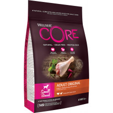 Wellness Core Dog Adult Original Small Breed Grain Free Turkey & Chicken
