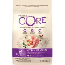 Wellness Core Kitten Grain Free Turkey & Salmon