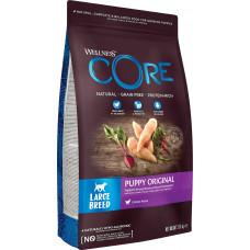 Wellness Core Puppy Original Large Breed Grain Free Chicken