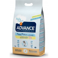 Advance Baby Protect Puppy Medium Chicken and Rice