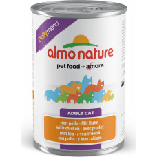 Almo Nature Adult Cat Daily Menu Chicken 400 г
